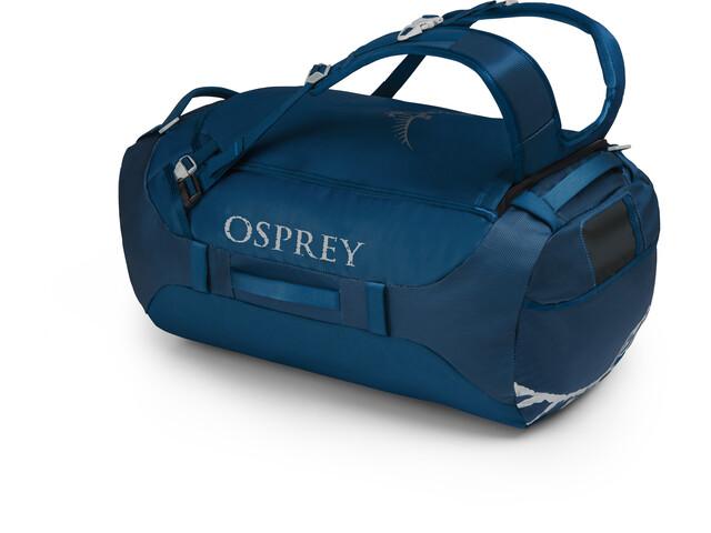 Osprey Transporter 65 Rejsetasker, deep water blue